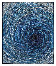 Whirlpool by Tim Harding (Fiber Wall Hanging)