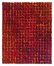 Ruby No. 2 by Tim Harding (Fiber Wall Hanging)