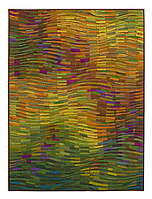 Spring Wave by Tim Harding (Fiber Wall Hanging)