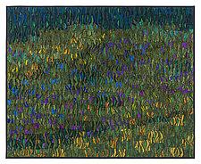 Meadow by Tim Harding (Fiber Wall Hanging)