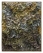 Lobaria by Tim Harding (Fiber Wall Hanging)