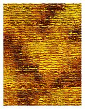Ochre by Tim Harding (Fiber Wall Hanging)