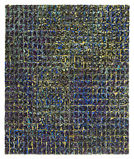 Verdigrid II by Tim Harding (Fiber Wall Hanging)