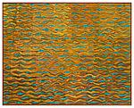 Shimmer 5 by Tim Harding (Fiber Wall Hanging)