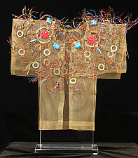 Persephone Kimono by Susan McGehee (Metal Sculpture)
