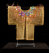 Joy Kimono by Susan McGehee (Metal Sculpture)