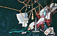 Fortune's Tools by Helen Klebesadel (Watercolor Painting)