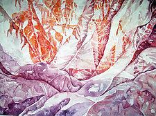 Veil I by Helen Klebesadel (Watercolor Painting)
