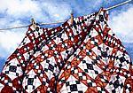 Freedom Quilt Giclee by Helen Klebesadel (Giclée Print)