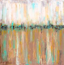 Quiet Wonder by Leslie Saeta (Acrylic Painting)