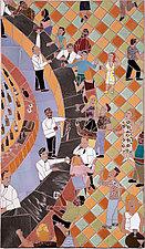Bar Scene I by Jonathan I. Mandell (Giclee Print)