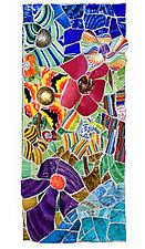 Floral Landscape 2011 by Jonathan I. Mandell (Giclee Print)