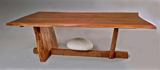 River Rock Java Table