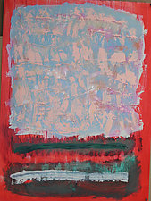 Abstract 20 by Bruce Klein (Acrylic Painting)