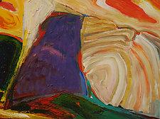 El Capitan III by Bruce Klein (Acrylic Painting)