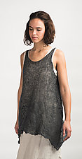 Wabi Sabi Vest by Cara May (Knit Sweater)
