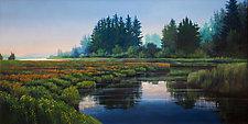 The Estuary by Allan Stephenson (Giclee Print)
