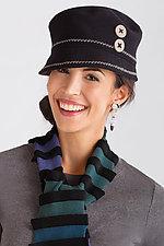 Georgia Hat by Renee Roeder-Earley (Wool Hat)