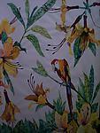 Parrot Jungle No.2 by Thomas Lo Cicero (Watercolor Painting)