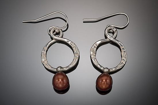 Pearls with Forged Circles