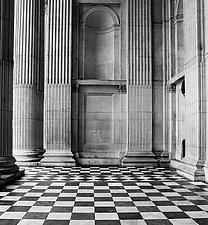 St. Paul's by John Maggiotto (Black & White Photograph)