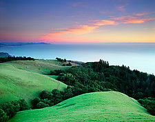 Mount Tamalpais by Michael McAreavy (Color Photograph)