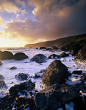 Land's End by Michael McAreavy (Color Photograph)