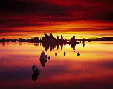 Fire In The Sky by Michael McAreavy (Color Photograph)
