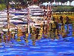 Watermarks by Caroline Jasper (Oil Painting)