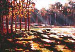 Abide by Caroline Jasper (Oil Painting)