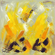 A Disposition To Die For by Lynne Taetzsch (Acrylic Painting)