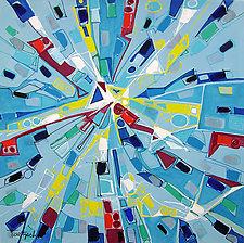 Modern Art One by Lynne Taetzsch (Acrylic Painting)