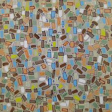 Abstract Art Twenty-Nine by Lynne Taetzsch (Acrylic Painting)