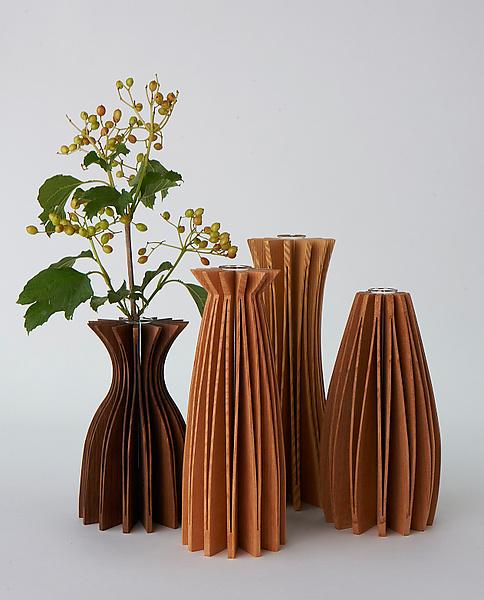 Wood Vases By Seth Rolland Wood Vase Artful Home