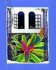 Two Windows by Jane Sterrett (Giclee Print)
