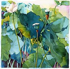 Kyoto by Marlies Merk Najaka (Giclee Print)