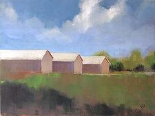 Barns by Marlies Merk Najaka (Giclee Print)