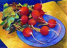 Garden Radishes by Jane Sterrett (Giclee Print)