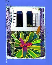 Two Windows by Jane Sterrett (Giclee Print)