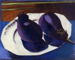 Eggplants by Jane Sterrett (Giclee Print)