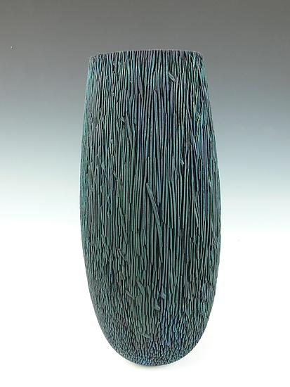 Blue Palm Vessel