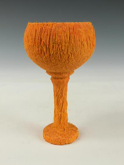 Palm Wood Goblet