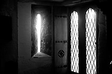 Window by Tanya Hoggard (Black & White Photograph)