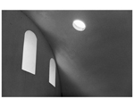 Skylight by Tanya Hoggard (Black & White Photograph)