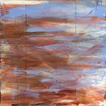 Missouri Blues by Robin Feld (Oil Painting)