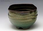 Tea Bowl 322 by Ron Mello (Ceramic Bowl)