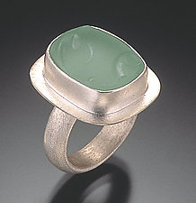 Lorelei Ring by Amy Faust (Silver Ring)