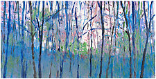 Into the Woods I by Ken Elliott (Giclee Print)
