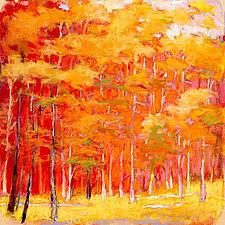 Yellows in Full by Ken Elliott (Giclee Print)