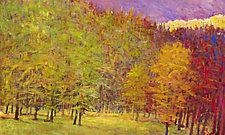 Fall Imposing by Ken Elliott (Giclee Print)